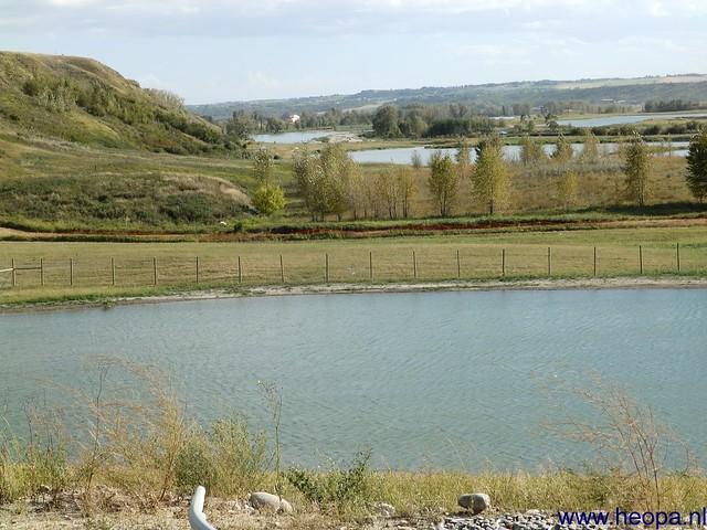 16-09-2013 De Vallei - fishcreek wandeling 36 Km  (102)