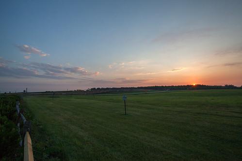 sky sun clouds sunrise canon md maryland 1740mm 5dmarkii