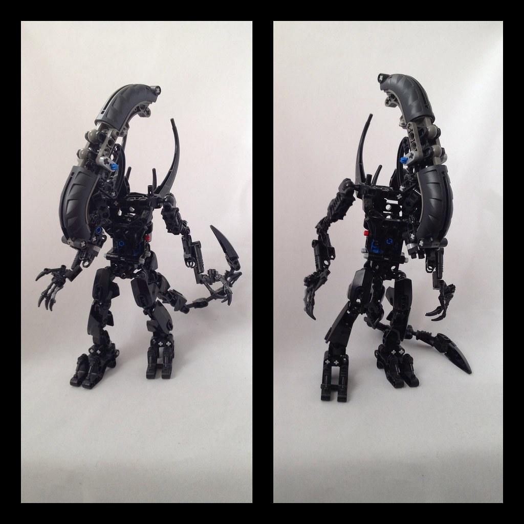 Alien Xenomorph Drone | Anthony Pinder | Flickr