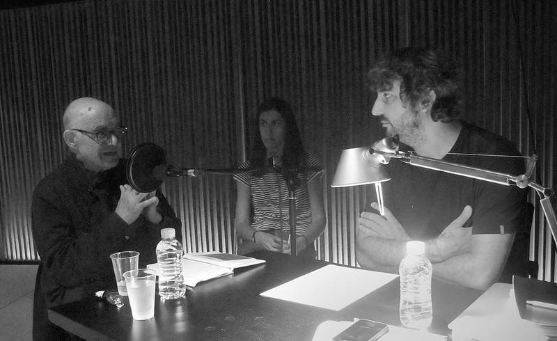 El filòsof francès Jean-Luc Nancy parla amb Arnau Horta sobre l'escolta per a Ràdio Web MACBA #worldlisteningday #WLD2014