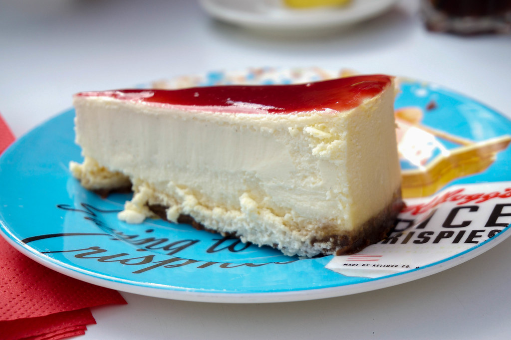 Cheese cake time