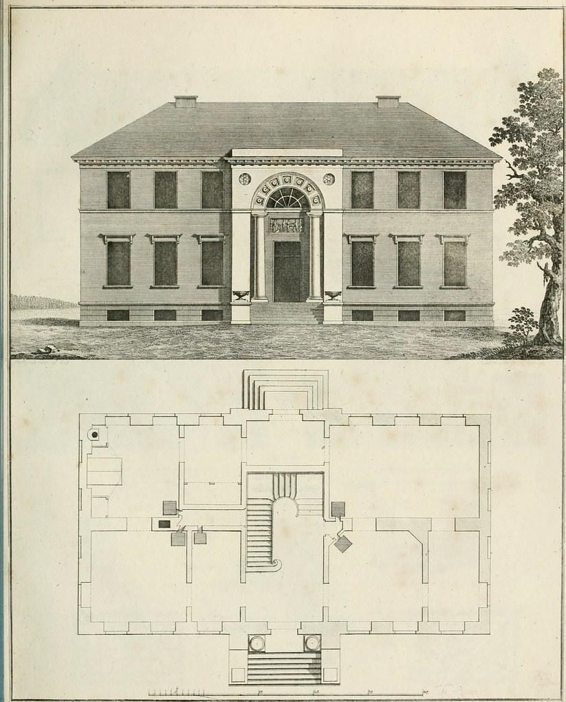 """Image from page 86 of """"Ideen-Magazin für Architecten, Künstler und Handwerker"""" (1832)"""