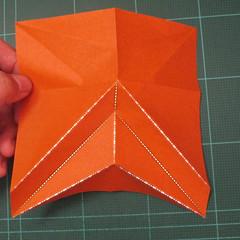 การพับกระดาษเป็นรูปปลาคาร์ฟ (Origami Koi Fish) 010