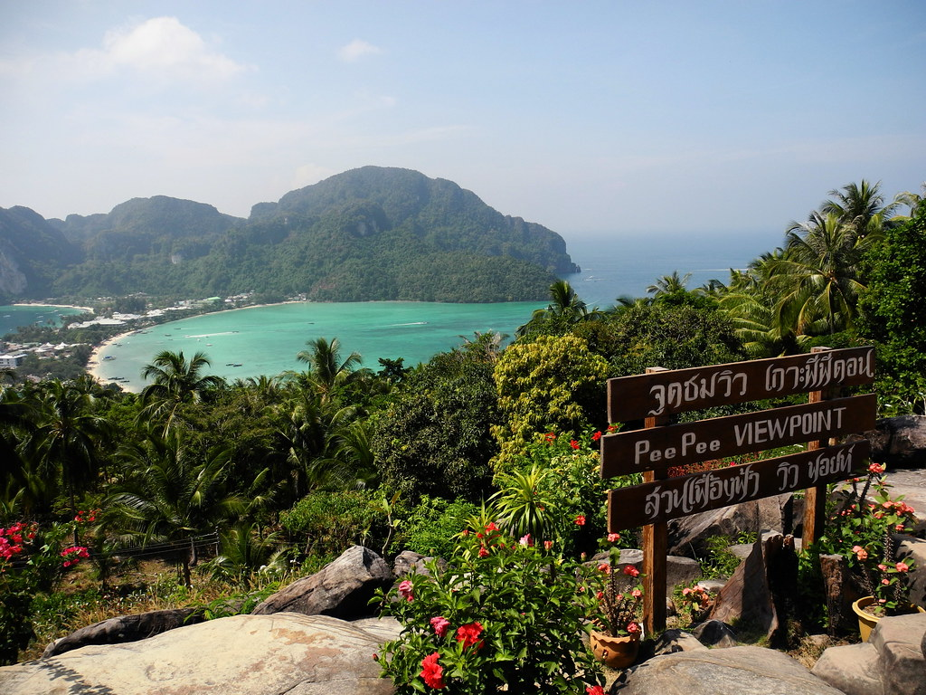 View Point Phi Phi Island