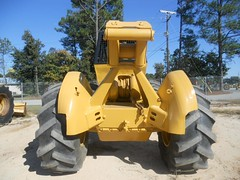 2004 CAT 527 Track, Grapple Skidder with 3025 Hours for Sale