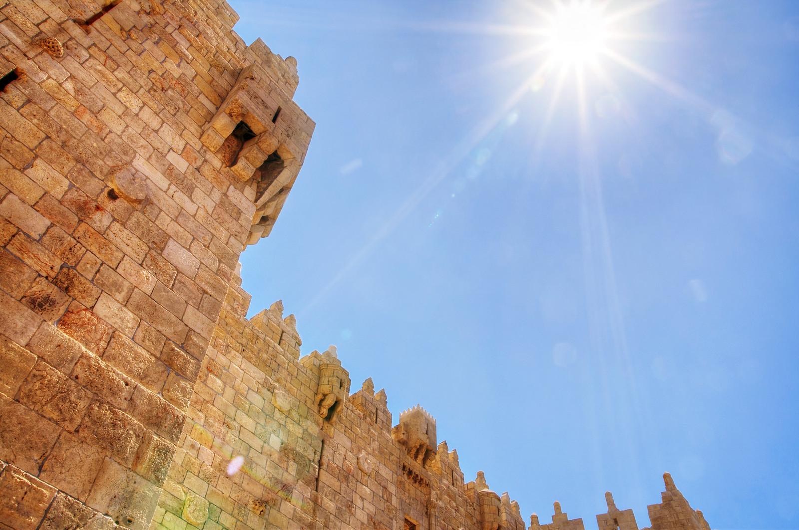 Jerusalem_OLd City_Damascus Gate_Sha'ar Shkhem _1_Noam Chen_