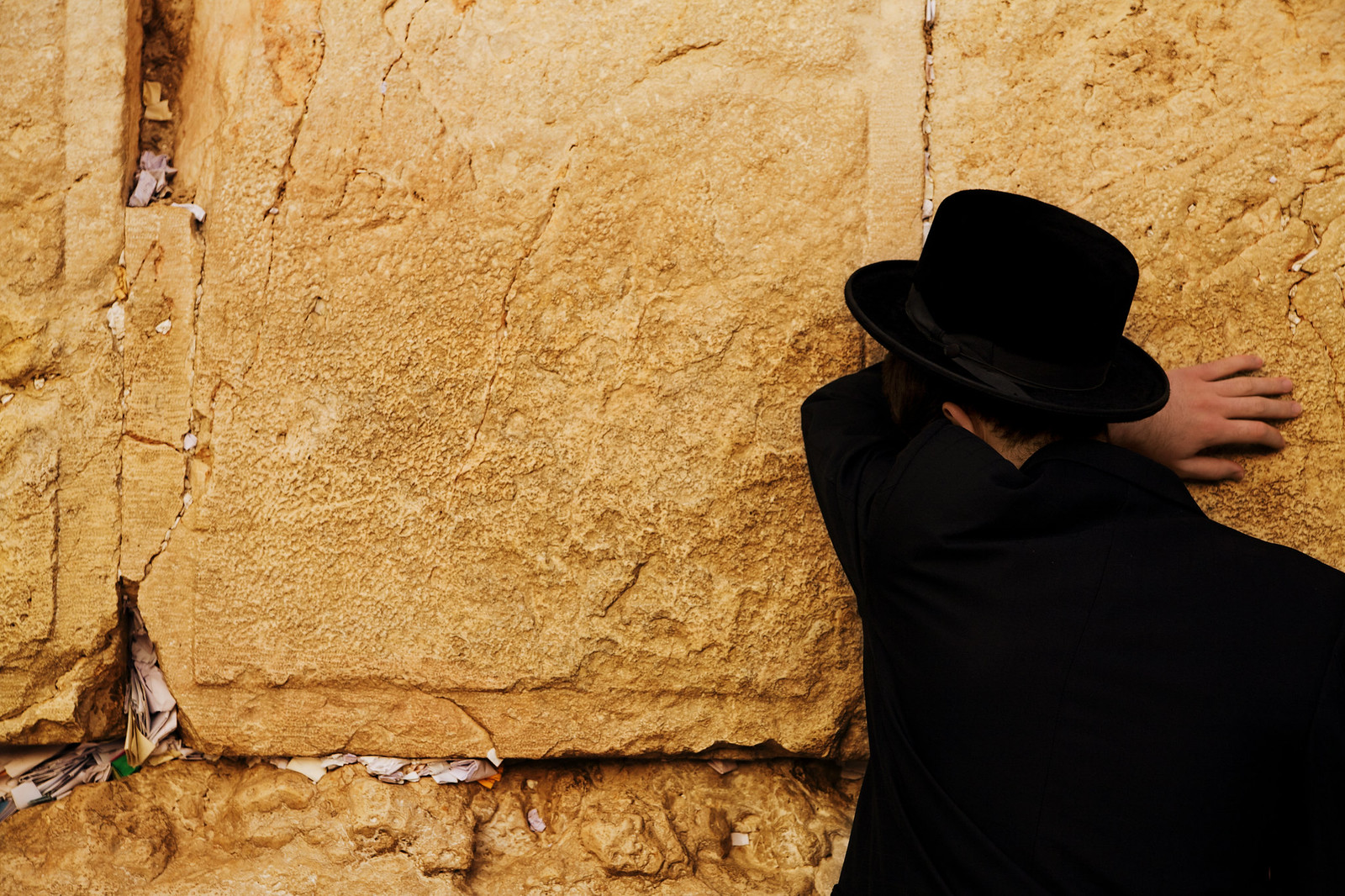 Jerusalem_Western Wall_5_Noam Chen_IMOT