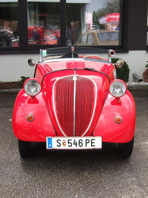 NSU-FIAT 500 - 1937/1938