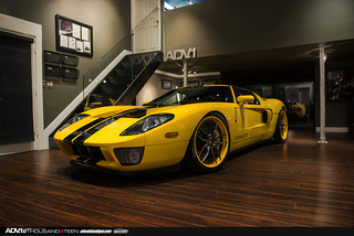 Ford GT on ADV005 TS CS | by wheels_boutique