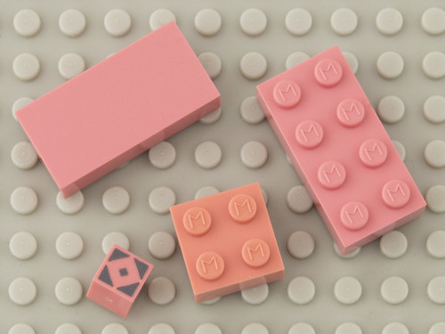 33 Pink Red | by Brick Colorstream