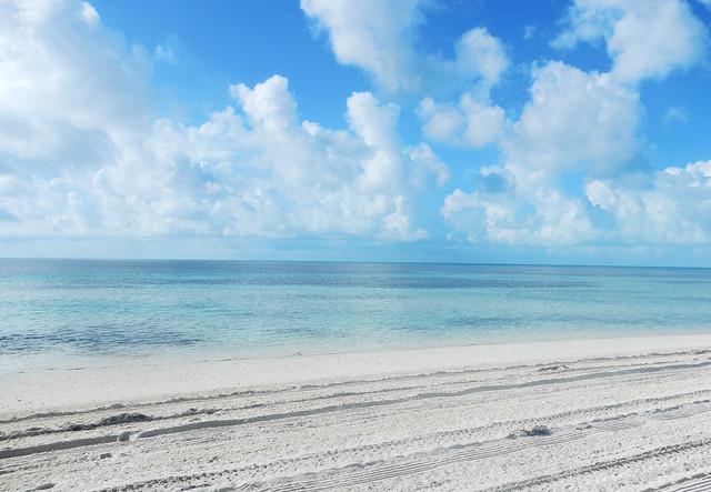 beach @ cococay