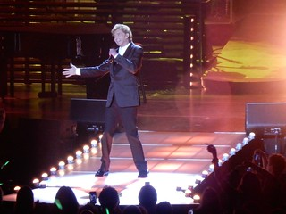 Barry Manilow at the Barclay's Center | by slgckgc