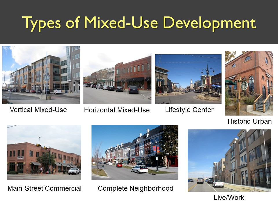 4 mixed use types | Community Builders | Flickr