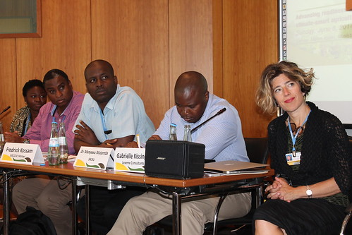 #SB40 Side event: Advancing readiness to fast-track climate-smart agriculture in Africa | by CGIAR Climate