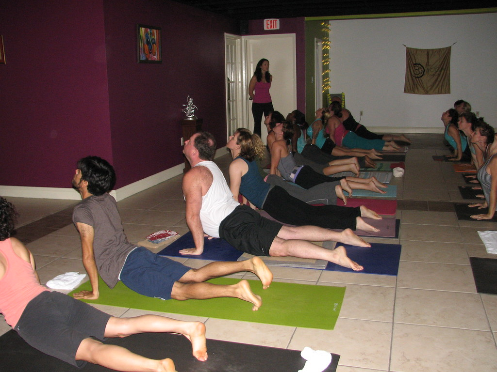 The Yoga Shala's 2nd Anniversary Celebration | The Yoga ...
