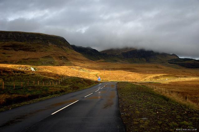 The Journey - Isle of Skye, Scotland