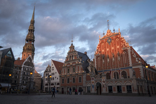 Riga, Latvia   by Bryan Ledgard