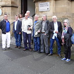 Manchester Polytechnic Fine Art 1974, reunion in 2014