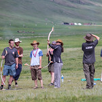 Archery Competition at Our Own Nadaam Festival
