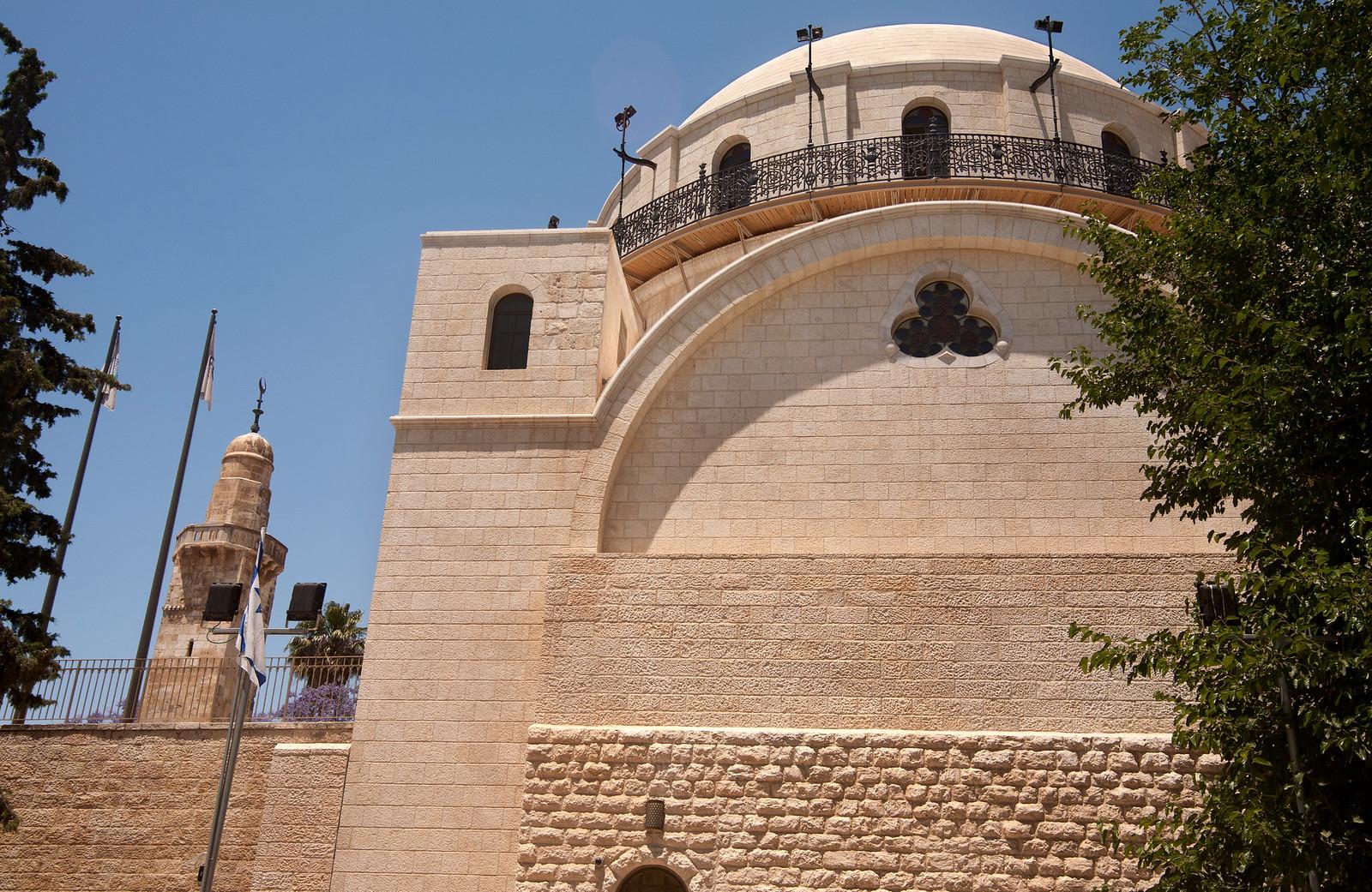 Jerusalem_Hurva Synagogue_1_Noam Chen_IMOT