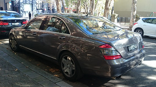 Mercedes-Benz S600 | by FotoSleuth