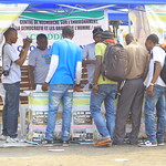 Amani Festival 2014 - Village humanitaire - stand sensibilisation