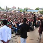 Amani Festival 2014 - Innoss'B fait son show