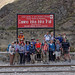 Fellow Trekkers (and other people) on the Inca Trail in Peru