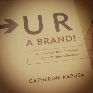 Reading an oldie butt goodie :-) Take Charge of Your Self Brand | by mariotechoss