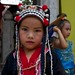 Hill Tribe Girl in Chiang Mai, Thailand