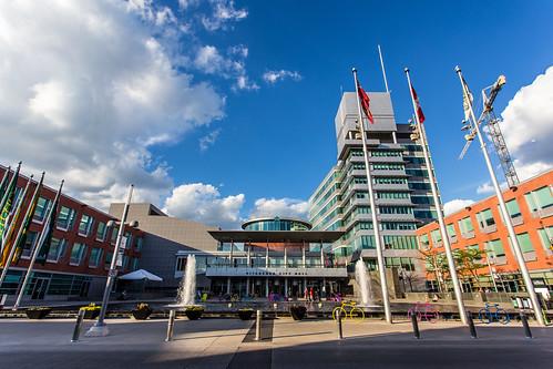 Kitchener City Hall | by Matt M S