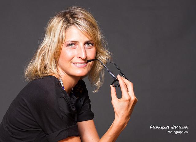 Sandrine - Portrait