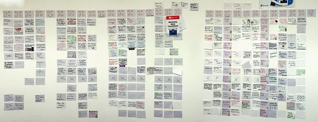 barcamplondon x grid
