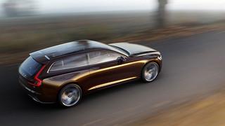 Volvo Concept Estate @ Geneva 2014
