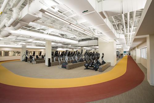 Mercy Fitness Center at Mercy Edmond I-35   by Follow Mercy