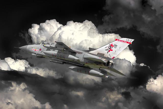 ZA614 EB-Z Panavia Tornado GR4 Storm Chasing_MG_4674