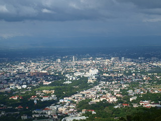 Chiang Mai City Viewpoint | by qubodup