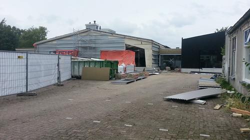 Verbouwing-nieuwbouw Kringloop Zwolle Zuid | by Kiek dan, Zwolle bouwt!