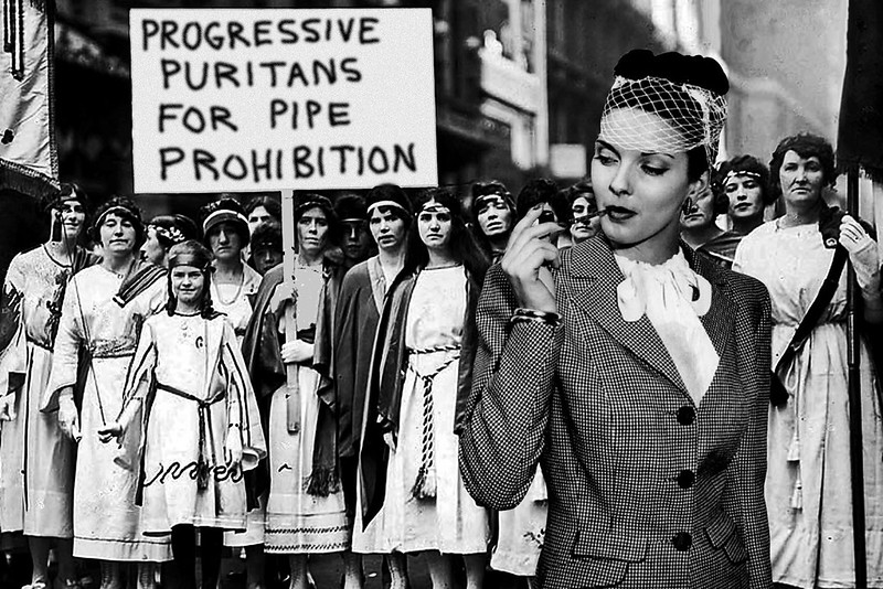 Progressive Puritans Demand A World Without Evil Pipes