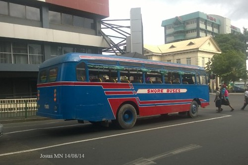 Shore Buses AF213 | by Josua MN