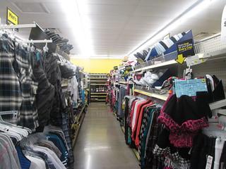 Clothing Aisle | by Random Retail