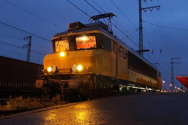 E-loc 1758(Emmerich 17-8-2014)