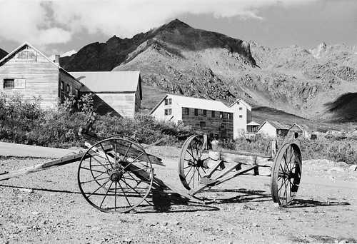 Carts at Independence Mine | by Keysgoclick