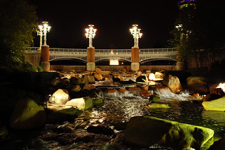 World's Fair Park Bridge | Knoxville, TN | by Fire At Will [Photography]