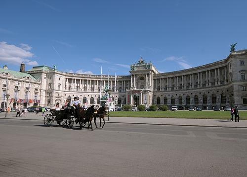 Wien - Vienna - Hofburg - Imperial Palace