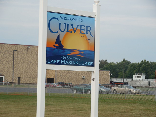 Welcome to Culver, Indiana