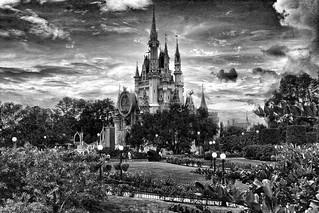 Cinderella Castle 2005