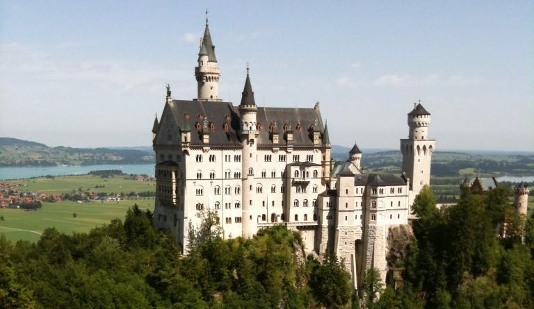 Schloss Neuschwanstein Inspiration For Walt Disney S Magic