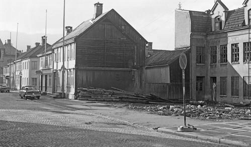 Hospitalsløkkan (ca. 1970) | Format: 35 mm svart/hvitt ...