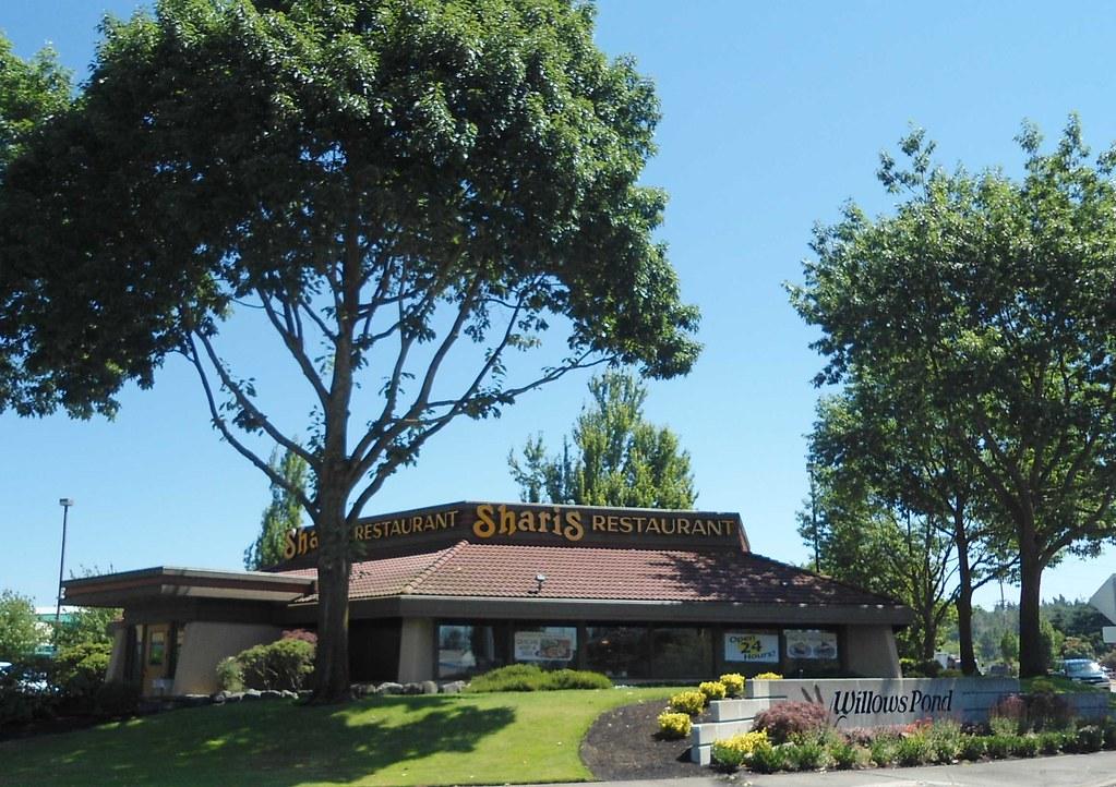 Sharis Restaurant In Puyallup Wa Patricksmercy Flickr